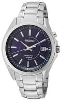 Seiko Men's SKA521 Stainless Steel Analog with Dial Watch