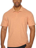 THE FOUNDRY SUPPLY CO. The Foundry Big & Tall Supply Co. Easy Care Quick Dry Short Sleeve Jersey Polo Shirt Big and Tall