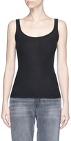 Vince Pima cotton-modal tank top