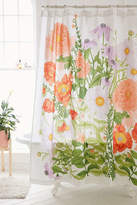 Urban Outfitters Marina Floral Shower Curtain