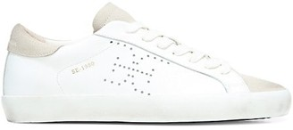 Sam Edelman Aubrie Leather & Suede Sneakers