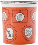Maxwell & Williams Purrfect Canister, Coral