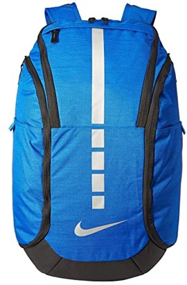 Nike Hoops Elite Pro Backpack (Black/Metallic Gold/White) Backpack Bags