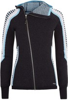 Sweaty Betty Transition Merino Ski Zip Through Hoodie