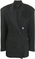 Jean Paul Gaultier Pre Owned double-breasted jacket