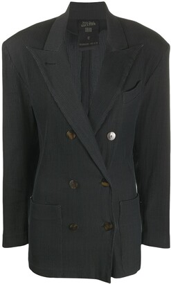 Jean Paul Gaultier Pre-Owned Double-Breasted Jacket