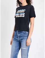 RE/DONE Basic Values cotton-jersey T-shirt