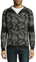 Puma Evoknit Camouflage Hooded Sweater