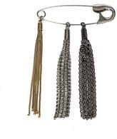 Sonia Rykiel Pin With Metal Tassels