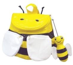 Kidorable Toddler Boys and Girls Bee Backpack