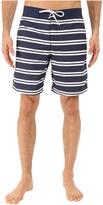 """Lacoste Stripe Swim Boardshorts 8"""""""