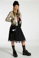 ONA SAEZ KIDS Black Tulle Skirt