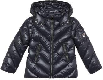Moncler Enfant Brouel quilted down jacket