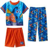 Disney Pixar Finding Dory Toddler Boy 3-pc. Pajama Set