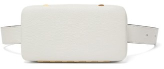 Lutz Morris Evan Grained-leather Belt Bag - White