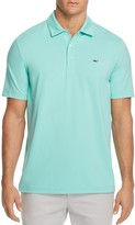 Vineyard Vines Heather Hanover Regular Fit Performance Polo Shirt
