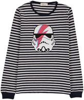 Simple Storm Trooper Stripe T-Shirt