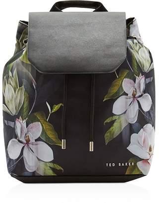 Ted Baker Trindy Opal-Print Backpack