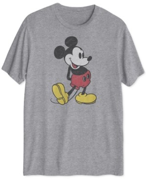 Hybrid Mickey Men's Graphic T-Shirt