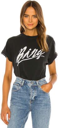 Anine Bing Basic Bing Tee