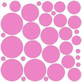 Eye Candy Signs 34 Soft Pink Polka Dots...wall Stickers Decals Art Decor