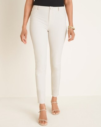 Chico's Tech Stretch Slim Ankle Pants