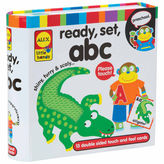 Alex Little Hands Touch And Feel Flash Cards Abc 13-pc. Interactive Toy