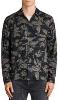 AllSaints Birch Slim Fit Button-Down Shirt