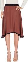 Manila Grace Knee length skirts - Item 35348254