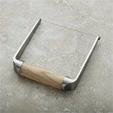 Crate & Barrel Beckham Wire Cheese Cutter