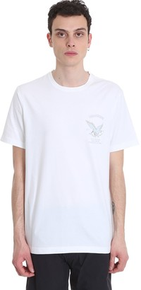 MHI T-shirt In White Cotton