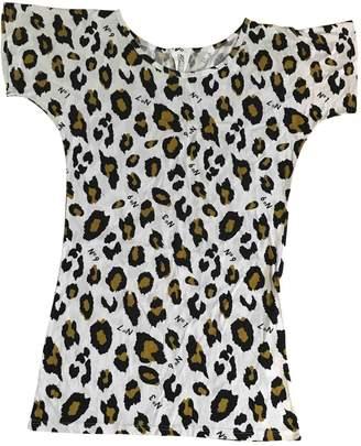 Joyrich Joy Rich White Cotton Dress for Women