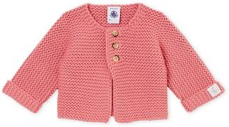 Petit Bateau Baby Girls' Cardigan_4386101