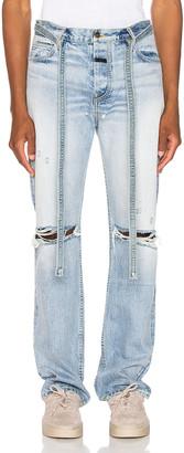 Fear Of God Relaxed Denim Jean in Vintage Indigo | FWRD