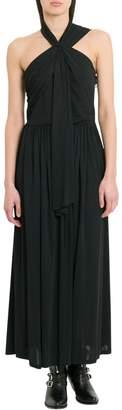 MSGM Long Asymmetric Dress