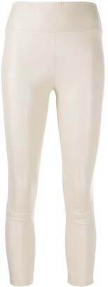 Sprwmn Cropped Skinny Trousers