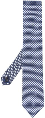 Salvatore Ferragamo Umbrella Print Tie
