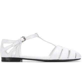 Church's Rainbow T-bar sandals