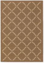 Asstd National Brand Sorrento Indoor/Outdoor Rectangular Rug