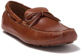 Trask Dillon Tie Leather Loafer