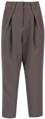 Olympiah Papa cropped trousers
