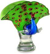 Dale Tiffany Dale TiffanyTM Peacock Bowl