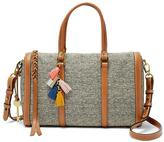 Fossil Kendall Satchel Neutral