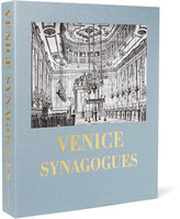 Assouline Venice Synagogues Hardcover Book - Gray
