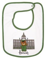 Harrods Green Man Bear Bib