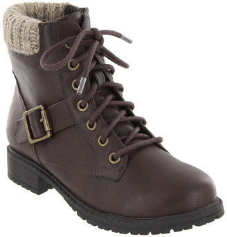 Mia Debby Lace-Up Boot