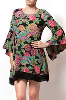 Uncle Frank Floral Tunic