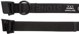 Stone Island 2.5cm Logo Web Belt