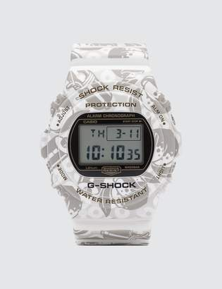 G-Shock G Shock DW5700SLG-7DR Shichi-Fuku-Jin Series