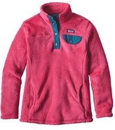 Patagonia Girl's 'Re-Tool Snap-T' Pullover
